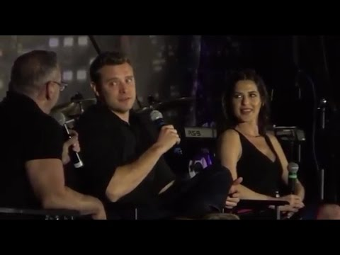 Billy Miller & Kelly Monaco GH Convention 2017