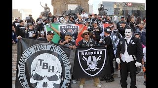 Preview of the Oakland Raiders vs. New England Patriots from Mexico City