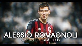 Alessio romagnoli - defending is an art tackles, goals & passes 2016 ac milan hd