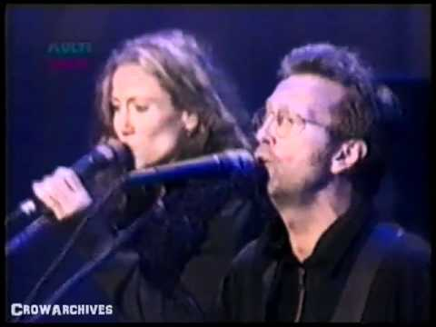 Eric Clapton & Sheryl Crow  Tearing Us Apart 69th Regiment Armory, NYC  1996912