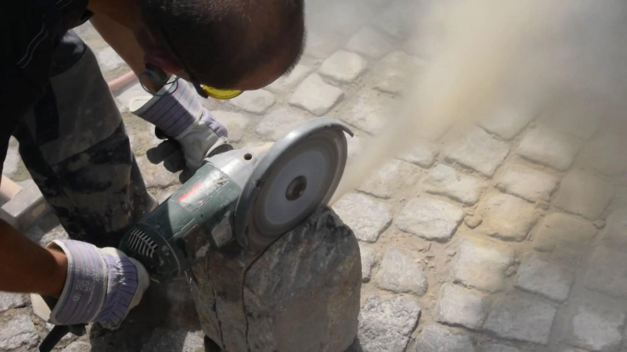 Gut bekannt Gehwegplatten aus Sandstein selbst herstellen - Heimwerker SPEZIAL NM14