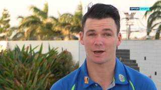 Repeat youtube video Inner Circle: The night Handscomb arrived