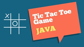 How to Program a Tic Tac Toe Console Game in Java screenshot 5