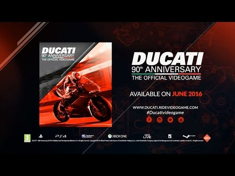 ducati 90th anniversary the official videogame - youtube