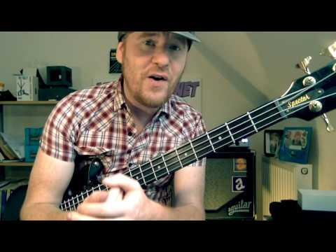 How To Groove (Bass Ideas)