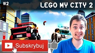 LEGO MY CITY 2 PO POLSKU - Wulkan GAMEPLAY