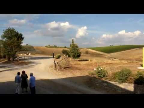 Montalcino, cantina Brunello Casato Prime Donne wine tour, Tuscany