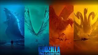 21. Battle in Boston (Godzilla: King of the Monsters OST)