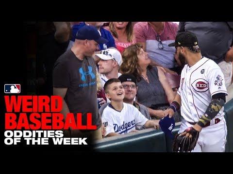 suarez-steals-opposing-fan's-hat!-|-weird-baseball:-oddities-of-the-week-(5/22-5/28)