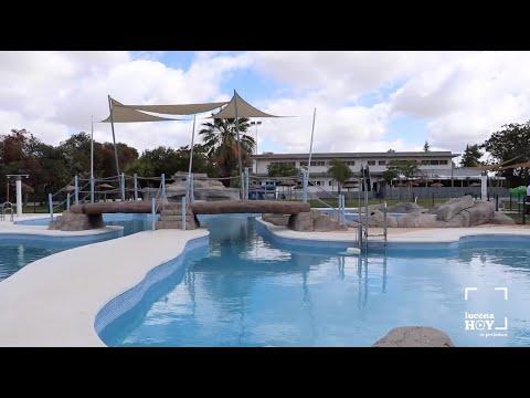 VÍDEO: Ya hay fechas, precios y condiciones para la apertura de las piscinas en Lucena.