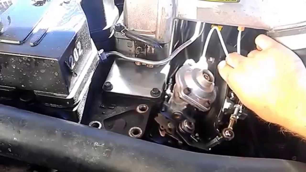 93 Dodge Cummins >> dodge ram 24v cummins ve pump conversion - YouTube