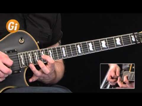 Extended Arpeggio Positions