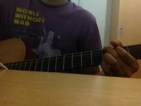 Kiseki GreeeeN Cover Guitar