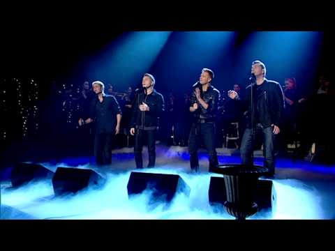 Westlife - Safe [The Alan Titchmarsh Show]