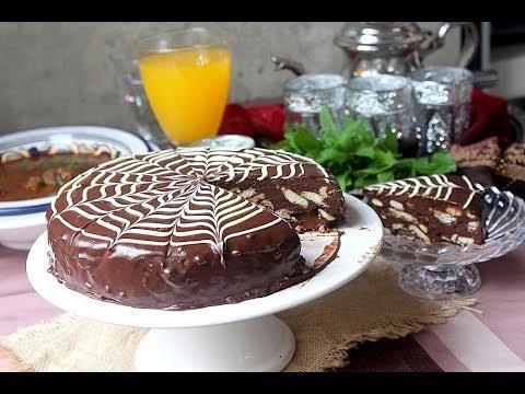gâteau-sans-cuisson-biscuits-et-ganache-chocolat