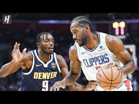 Los Angeles Clippers Vs Denver Nuggets LIVE
