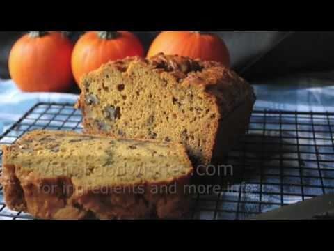 Pumpkin Bread Recipe - Pumpkin Coffee Cake