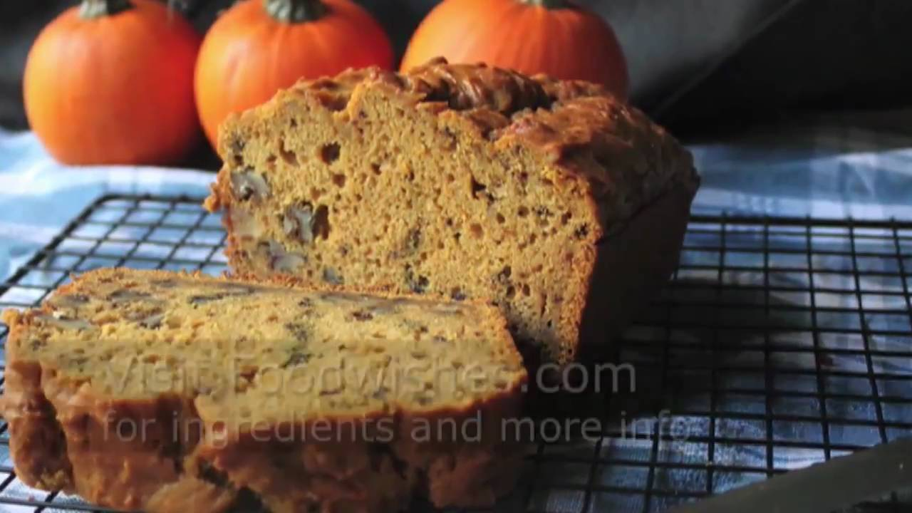 Pumpkin bread recipe pumpkin coffee cake youtube pumpkin bread recipe pumpkin coffee cake food wishes forumfinder Image collections
