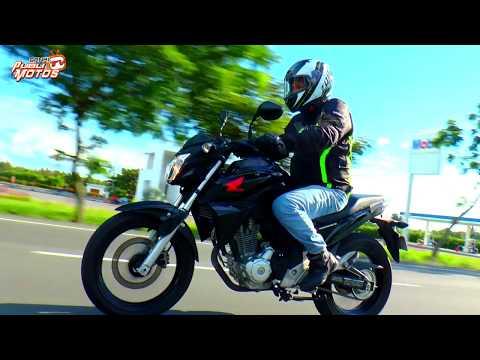 PRUEBA HONDA TWISTER CB 250