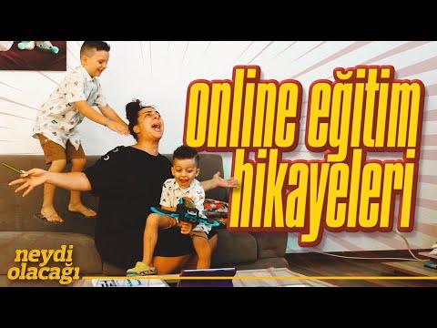 Online Eğitim Hikayeleri :)