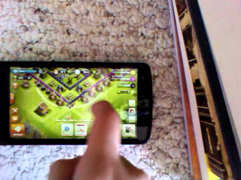 How to invite ppl in your clan Clash of clans YouTube
