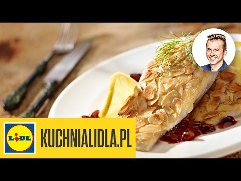 Karp W Migdałach Karol Okrasa Przepisy Kuchni Lidla