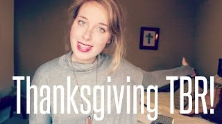 Currently Reading and Thanksgiving TBR! Thumbnail