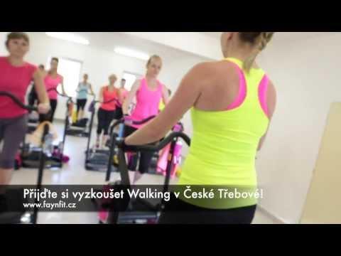 Walking Česká Třebová | Faynfit