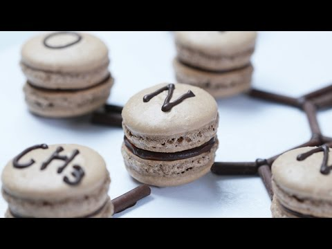 Make MOLECULAR  MACARONS - NERDY NUMMIES Images