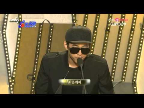 130213 Double K Hiphop Award