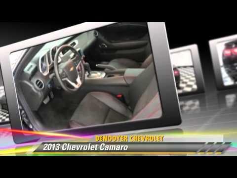 Albany NY - Used Chevrolet Camaro - Shop at DeNooyer Chevrolet NY
