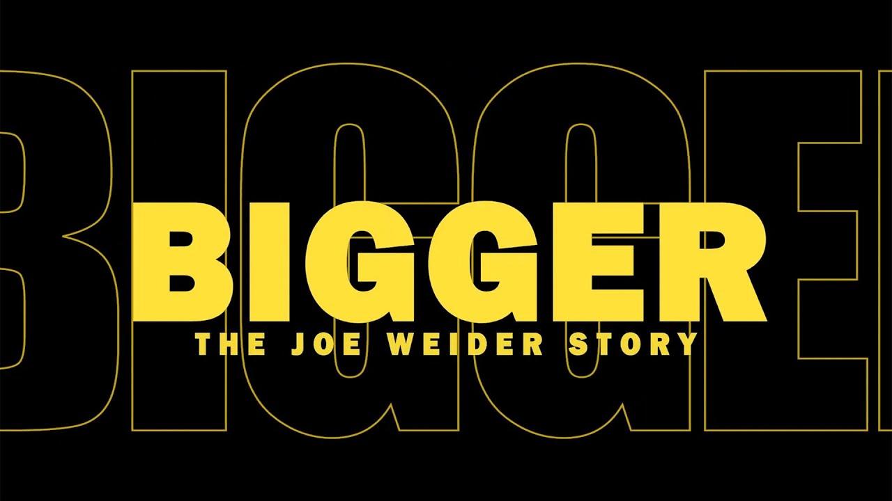 Bigger - Die Joe Weider Story | Trailer - deutsch/german
