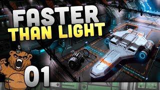 Aventura no espaço! | FTL: Faster Than Light #01 - Gameplay Português PT-BR