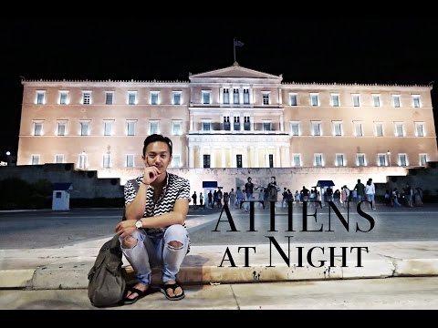 Athens by Night | GREECE EDITION - EP. 03