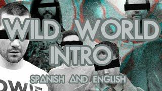 Bastille- Wild World (Intro) Lyrics (español e inglés)