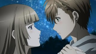 Аниме клип про любовь - ВДОХ - ВЫДОХ... (AMV + Аниме романтика)
