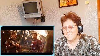 Мстители  Война бесконечности – официальный трейлер / РЕАКЦИЯ