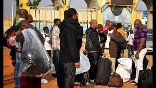 F.G Protests Inhumane Treatment As Ghana Deports 723 Nigerians