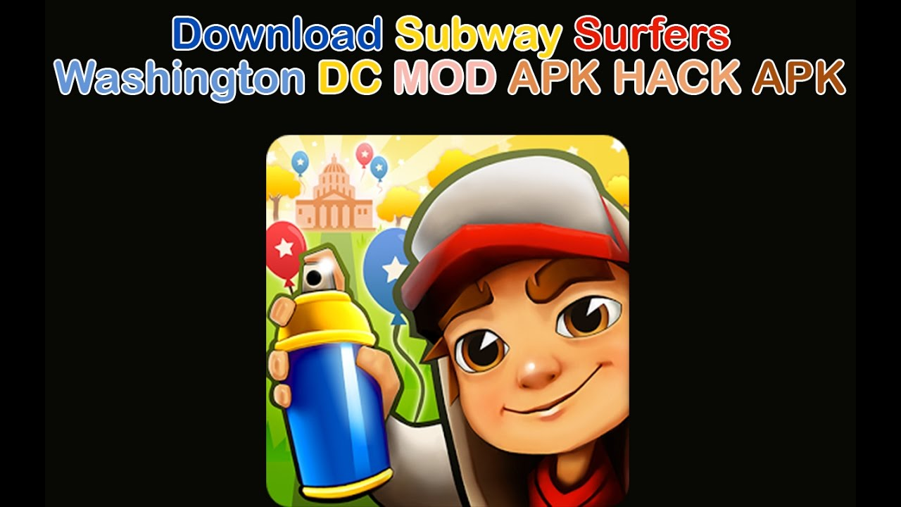 free download subway surfers hack mod apk