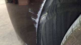 How to Remove a Toyota Camry Front Bumper Cover