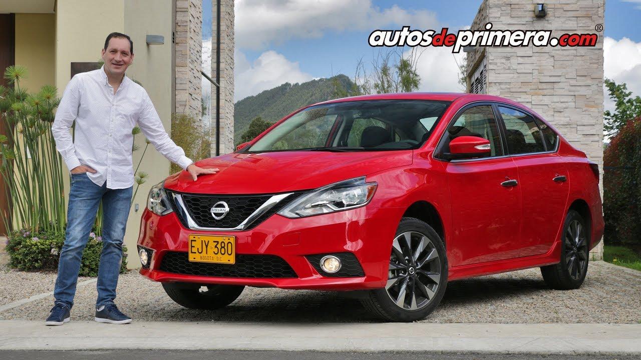 Nissan Sentra SR - Un sedán familiar muy confiable - YouTube