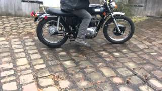 bsa a65 firebird scrambler for sale on ebay
