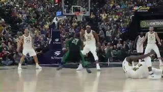 Kyrie Irving Completely DESTROYED Darren Collison's ankle! (2017) thumbnail