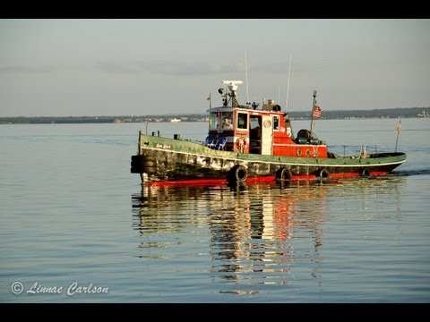 Tugboat-Sea Bird, Captain Jim's story!