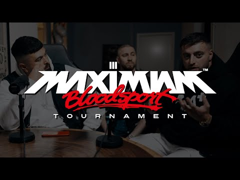 KC Rebell & Summer Cem | Moiskid - MAXIMUM BLOODSPORT TOURNAMENT