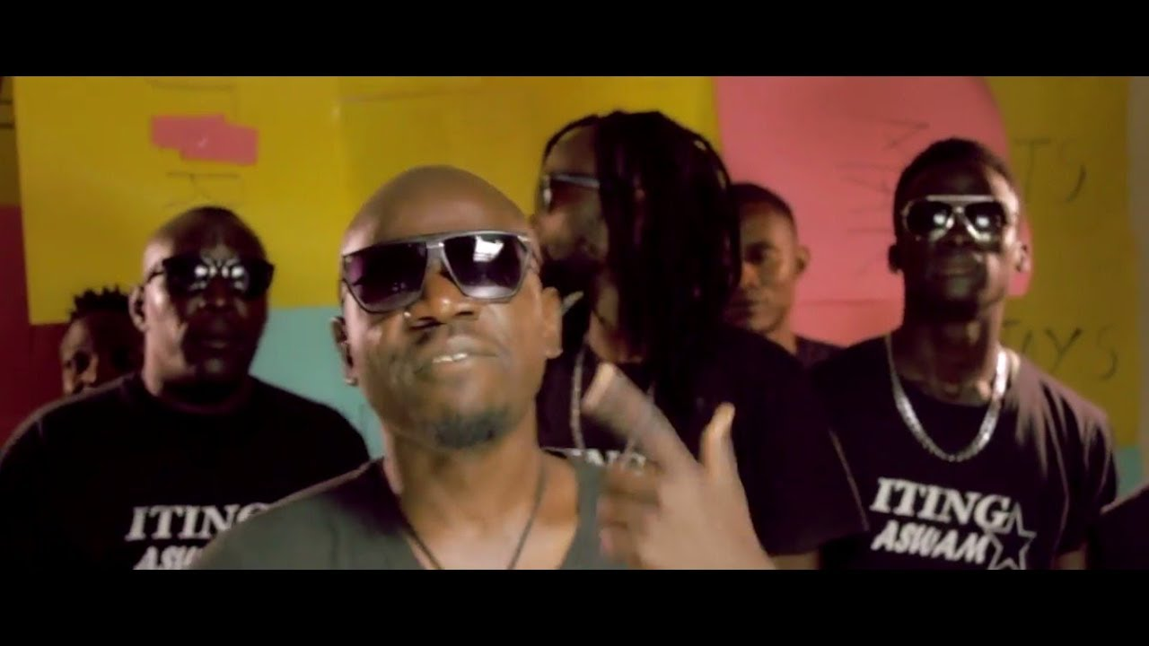 Iting Aswam-Remix Video by Roga Roga, Kut Marcus and Felipe