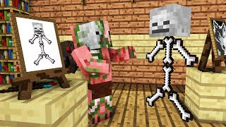 Cubic Minecraft Animations | All Episodes | Full Animation