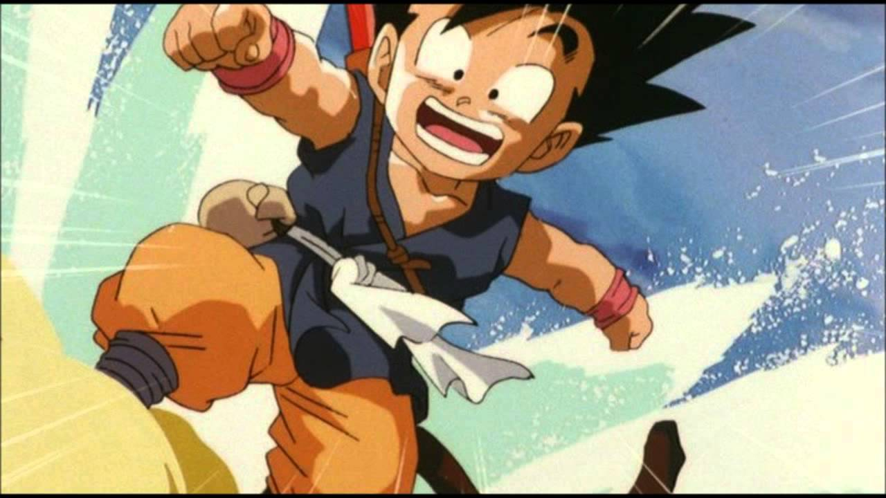 Download Dragon Ball the Path to Power 1995 intro