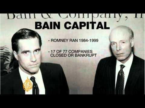 Romney fires back at Republican rivals