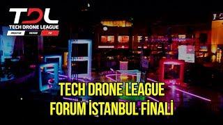Tech Drone League - Forum İstanbul 2019 Final Yarışı